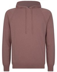 Harrods - Cashmere Hooded Sweater - Lyst