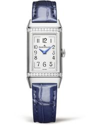 Jaeger-lecoultre Reverso One Duetto Watch 20mm - Metallic