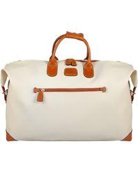 Bric's Firenze Medium Duffle Bag (55cm) - Brown