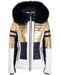 Sportalm Metallic-panel Ski Jacket