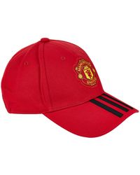 adidas - Manchester United Cap - Lyst