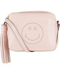 Anya Hindmarch - Pink Mini Bag - Lyst