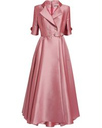 Alexis Mabille Tuxedo Gown - Pink