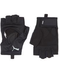 PUMA - Training Gloves - Lyst