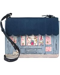 Cath Kidston - Anniversary Pouch Cross Body Bag - Lyst