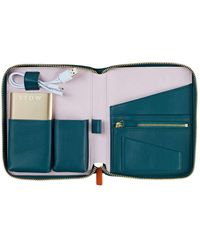 Stow Mini First Class Tech Case - Green