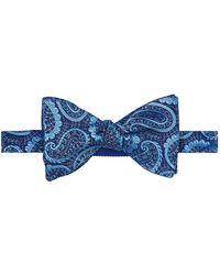 Turnbull & Asser - Paisley Silk Bow Tie - Lyst