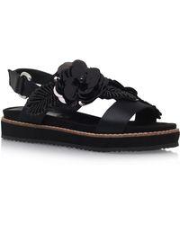 Kurt Geiger - Bumble Embellished Sandals - Lyst