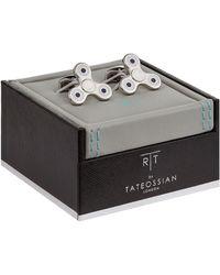 Tateossian - Fidget Spinner Cufflinks - Lyst