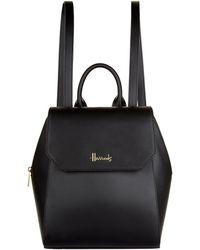 Harrods - Violet Backpack - Lyst