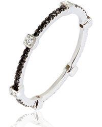 Annoushka - Eclipse Pavilion Diamond Ring - Lyst