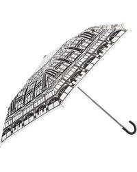 Harrods Storefront Umbrella - Multicolour