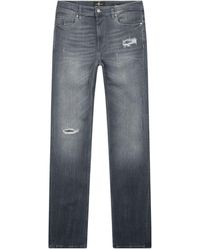 7 For All Mankind - Ronnie Skinny Luxe Performance Jeans - Lyst