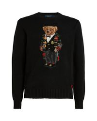 Polo Ralph Lauren Polo Bear Sweater - Black