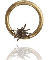 Annoushka - Hoopla Spider Pendant - Lyst