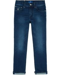 Stefano Ricci Slim-fit Jeans - Blue