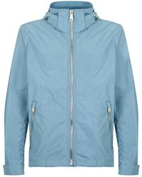 Burberry - Lightweight Hooded Jacket - Lyst