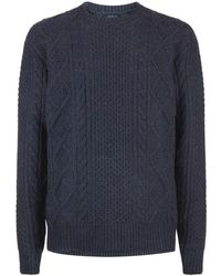 Polo Ralph Lauren - Aran Cable Knit Sweater - Lyst
