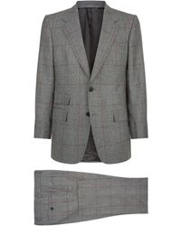 Gieves & Hawkes - Check Suit - Lyst