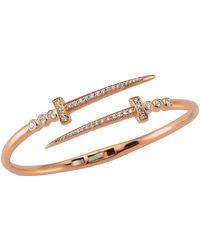 Bee Goddess - Sword Hinge Bracelet - Lyst
