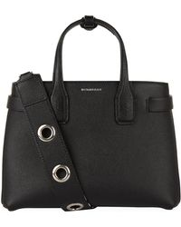 Burberry - Small Banner Bag - Lyst