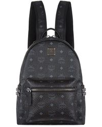 MCM - Small Side Stark Backpack - Lyst