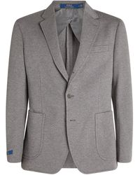 Polo Ralph Lauren Technical Blazer - Grey