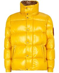 Dervaux Jacket Yellow