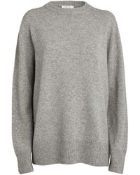 The Row - Wool-cashmere Sibem Sweater - Lyst