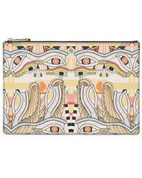 Givenchy - Egyptian Eye Print Pouch - Lyst