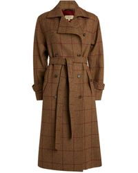 James Purdey & Sons Trench Coat - Brown