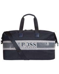 BOSS Green - Weekend Travel Bag - Lyst