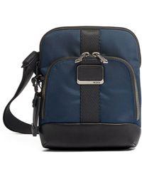 Tumi Barksdale Cross Body Bag - Blue