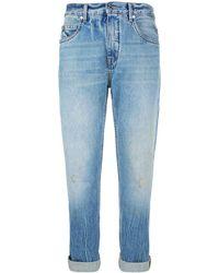 Helmut Lang | Tinted Wash 97 Jeans, Black, Uk 32 | Lyst