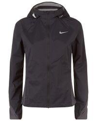 Nike - Zoned Shield Jacket - Lyst