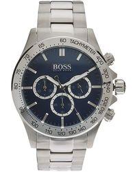 BOSS Black - Ikon Watch - Lyst