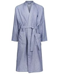 Polo Ralph Lauren - Towel-lined Herringbone Robe - Lyst