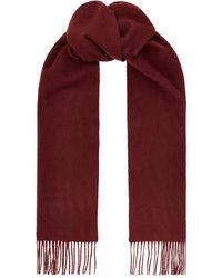 Harrods - Classic Cashmere Scarf - Lyst