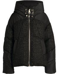 Nicole Benisti Matignon Puffer Jacket - Black