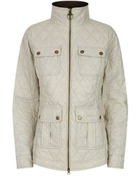 Barbour - Rachel Liberty Quilted Jacket - Lyst
