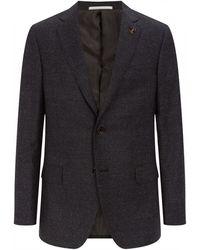 Pal Zileri Wool Jacket - Gray