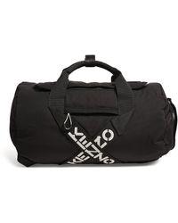 KENZO Big X Duffle Bag - Black