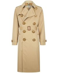 Burberry - Oversized Trench Coat - Lyst
