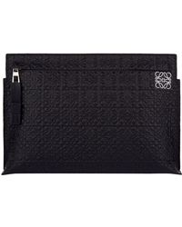 Loewe - T Repeat Pouch - Lyst