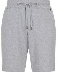 Hanro - Drawstring Jersey Shorts - Lyst
