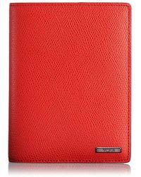 Tumi - Leather Passport Cover - Lyst