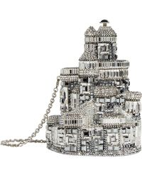 Judith Leiber - Ice Castle Bag - Lyst