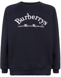 Burberry - Archive Logo Jumper - Lyst