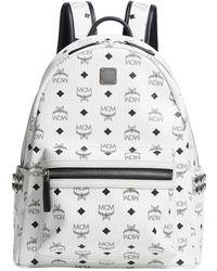 MCM - Small-medium Stark Backpack - Lyst