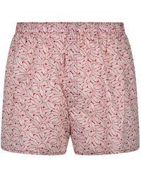 Sunspel - Cotton Boxer Shorts - Lyst